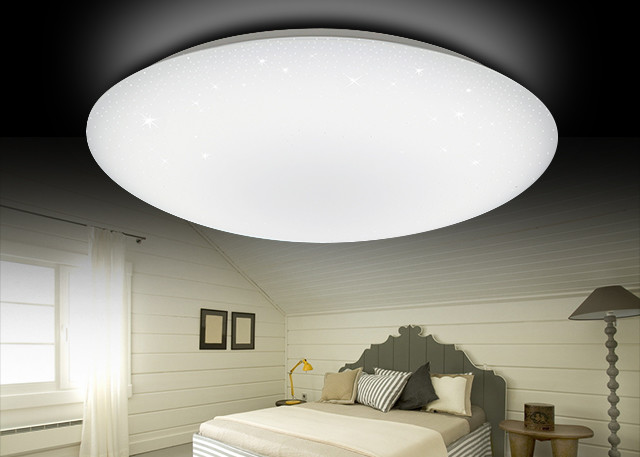 Energy - Efficient Smart LED Ceiling Light With SAMSUNG Light - Emitting Diode